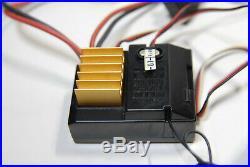 Vintage TAMIYA ADSPEC PLUS controller AND C. P. R unit(P-160F) TP-S148 servo