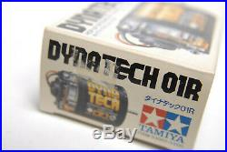 Vintage TAMIYA DYNATECH 01R motor egress avante 53001