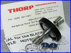Vintage THORP 4550 Tamiya HOT SHOT Blackfoot Monster Beetle MudBlaster Ball Diff