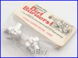 Vintage THORP 4560 Tamiya Super Hot Shot Front Steering Spindles Knuckles RARE
