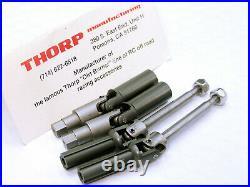 Vintage THORP Dirt Burners Kyosho USA1 4878 YOKE TELESCOPIC Drive Shafts & Axles