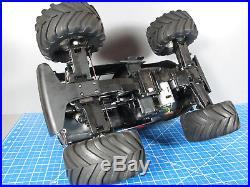 Vintage Tamiya 1/10 RC Blackfoot 3 III 2WD WT-01 + TBLE-02 ESC + FineSpec 2.4Ghz
