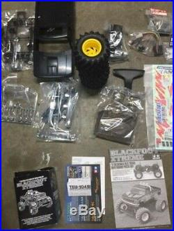Vintage Tamiya 1/10 RC Blackfoot xtreme discontinued Kit USA SELLER