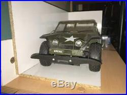 Vintage Tamiya 1/12 R/C XR311 Combat Buggy