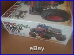 Vintage Tamiya 1997 King Blackfoot 1/10 big scale off road pick-up