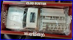 Vintage Tamiya Clod Buster Body Parts Set Chevrolet Emblem