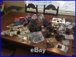 Vintage Tamiya Egress and Avante Lot. Parts Bodies ETC
