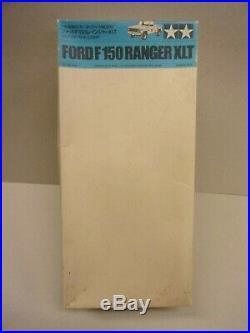 Vintage Tamiya Ford Ranger XLT 58027 Body Set N0.159