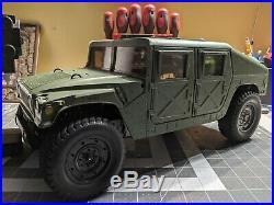 Vintage Tamiya Hummer M1025