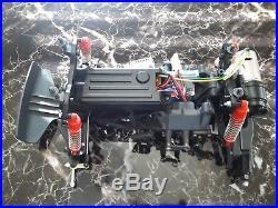 Vintage Tamiya King Blackfoot Chassis New Monster Beetle Mud Blaster