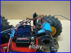 Vintage Tamiya Mudblaster 58077 Tribute Rtr 2.4 Ghz Full Bearings Speed Gems