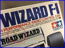 Vintage Tamiya Road Wizard Kit 58053