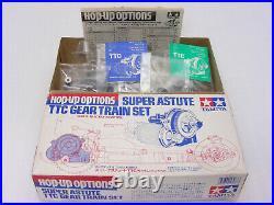 Vintage Tamiya Super Astute TTC Gear Train Transmission King Cab HiLux MR Madcap