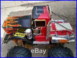 Vintage Tamiya bullhead Clodbuster easy project