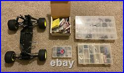 Vintage Team Associated RC10 Nitro RC10GT RC Car Gas On Road With Extras READ
