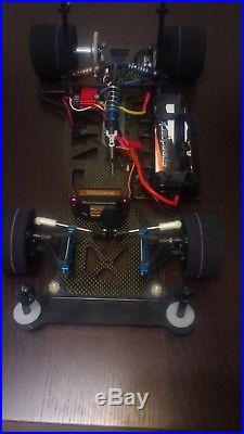 Vintage Team Associated Rc10 L4o Oval Pan Car 1/10 Rc10l4o Rc10l Factory Team