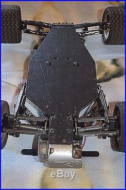Vintage Team Losi JRXT JRX2 TRUCK version Tekin Twister Ko Propo WOW