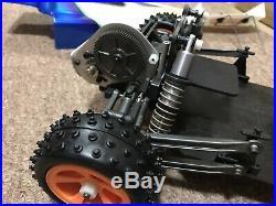 Vintage Team Losi Jrx2 Early Build Andys Tecnacraft