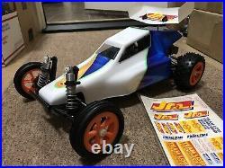 Vintage Team Losi Jrx2 Early Build Andys Tecnacraft RC10 JG