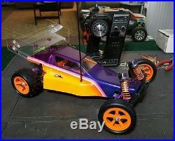 Vintage Team Losi Jrx2 Rpm Sassy JG Trinity A&L Bud's Novak Airtronics Futaba