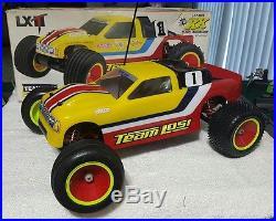 Vintage Team Losi LXT futaba XX tranny conversion