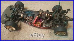 Vintage Team Losi Street Weapon ARR 1/10 touring car xx4 Rare novak trinity