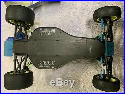 Vintage Team Losi XXX Buggy Kinwald Edition Roller