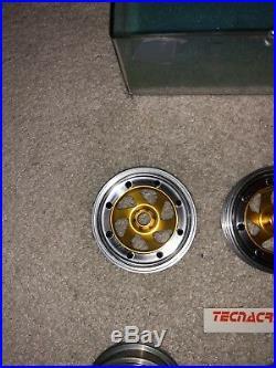 Vintage Tecnacraft Wheels Rc10