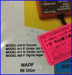 Vintage Tekin 420 SP ESC for RC10 Associated Losi jrx jrxt Yokomo works