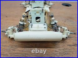 Vintage Traxxas Bullet 1/10 Rc Car Chassis Parts #2