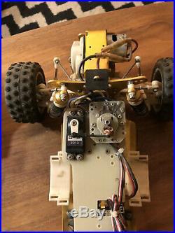 Vintage Traxxas Bullet TRX10 RC Car/ Remote Control Car