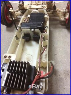 Vintage Traxxas Radicator 1/10 Buggy With XL-1 ESC TRA Servo & Rec Collector Piece