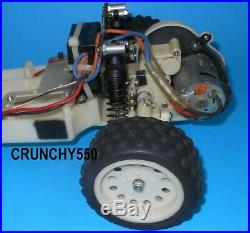 Vintage Traxxas Radicator Rad 2 Buggy Roller For Parts/Repair RC part