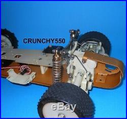 Vintage Traxxas TRX-10 Bullet Buggy Roller RC part