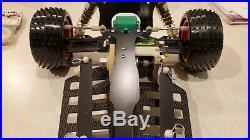 Vintage Yokomo 91 works roller with motor