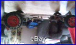Vintage gas powered rc car