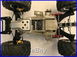 Vintage new built 1/10 Tamiya Blackfoot Beetle Thorp CRP Hop ups Upgrades