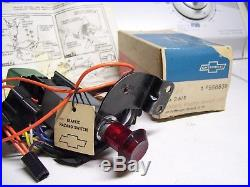 Vintage nos original 1966 Chevrolet hazard flasher switch unit 1965 corvair gm