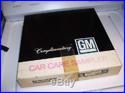 Vintage Parts Cars | Vintage nos original GM Chevy 70s car care Kit