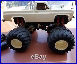 Vintage tamiya clodbuster monster truck clod
