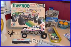Vintage tamiya frog