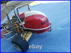 Vintage team associated rc10 Big Boys Toys Sprint Car Rare