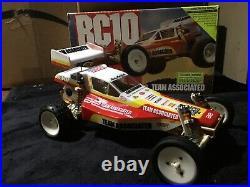 Vintage team associated rc10 Championship Edition Never Run