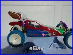 Vintage team associated rc10 rpm custom build