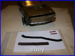 Vintage testors camaro 049 cox tether car chassis dune buggy thimble drome part