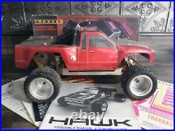 Vintage traxxas hawk