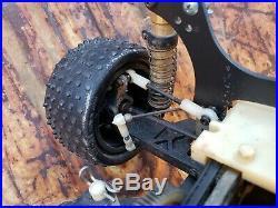 Vintage yokomo yz10 4wd Buggy Rare Rc10